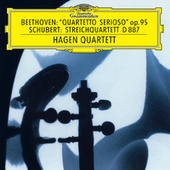 Beethoven: String Quartet No.11 In F Minor, Op.95