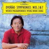 Dvorák: Symphony No.3 In E Flat, Op.10, B. 34 & Symphony No.7 In D Minor, Op.70, B. 141 by Wiener Philharmoniker