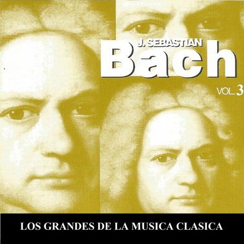 Play & Download Los Grandes de la Musica Clasica - Johann Sebastian Bach Vol. 3 by Bach-Collegium Stuttgart | Napster