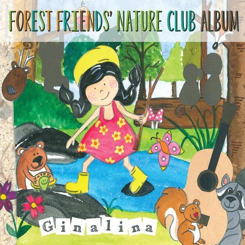 Forest Friends' Nature Club Album by Ginalina