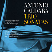 Play & Download Caldara: Trio Sonatas by Amandine Beyer | Napster