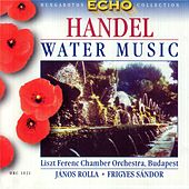 Play & Download Water Music by The Franz Liszt Chamber Orchestra (Budapest) | Napster