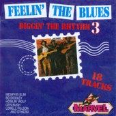 Feelin' the Blues - Diggin' the Rhythm 3 von Various Artists