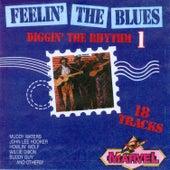 Feelin' the Blues - Diggin' the Rhythm 1 von Various Artists