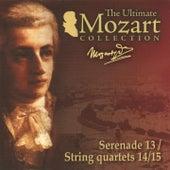 Mozart: Eine kleine Nachtmusik, K. 525, String Quartets Nos. 14 & 15 by Various Artists