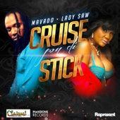 Mavado & Lady Saw-Cruise Pon Di Stick (Claims Records slash Mansions Records) by Mavado