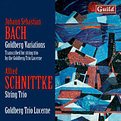 Bach: Goldberg Variations - Schnittke: String Trio by Goldberg Trio Lucerne