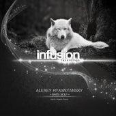 White Wolf by Alexey Ryasnyansky