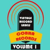 Vintage Record Labels: Cobra Records, Vol. 1 von Various Artists