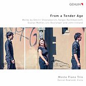 Play & Download From a Tender Age by Monte Piano Trio | Napster