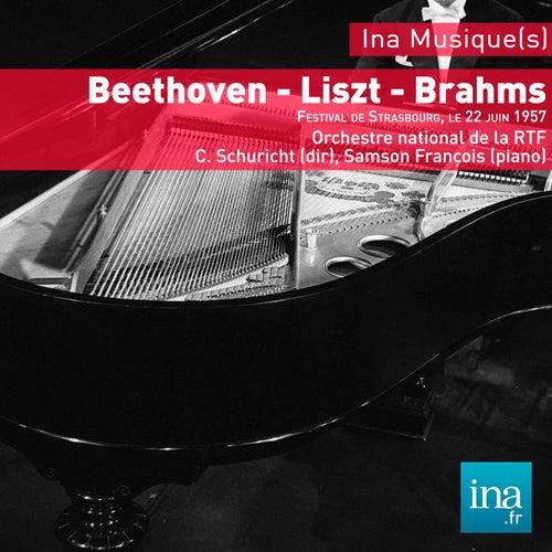 Beethoven - Liszt - Brahms, Orchestre national de la RTF - C. Schuricht (dir) by Carl Schuricht