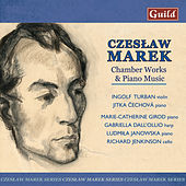 Play & Download Marek: Sonata Op. 13, Suite De Quatre Morceaux Op. 18, Petite Suite Op. 36a, Canzone Solennelle and Gavotte Op. 18a, Rondeau Op. 33 by Various Artists | Napster