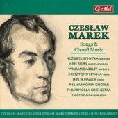 Marek: Alpy Op. 1, Fox-Trott Op. 38, Fünf Lenau-Lieder Op. 17, Sechs Lieder Op. 1, Sieben Lieder Op. 30, Zwei Lieder Op. 12 by Various Artists