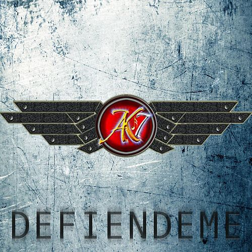 Play & Download Defiendeme by AK-7 | Napster