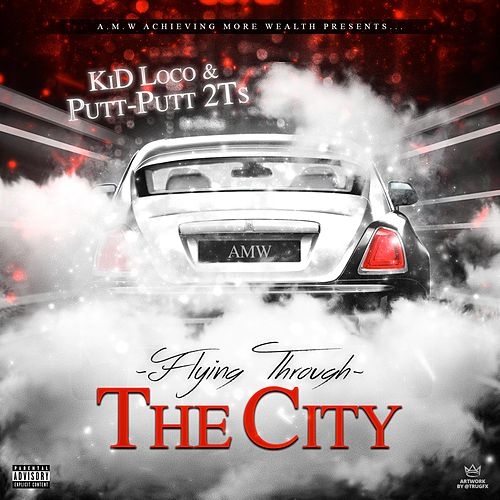 Play & Download Flying Through the City by Kid Loco | Napster