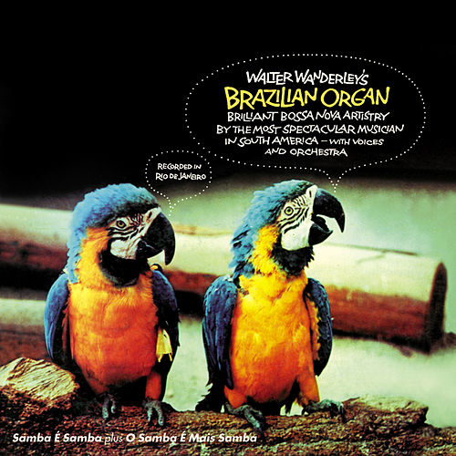 Play & Download Walter Wanderley's Brazilian Organ by Walter Wanderley | Napster