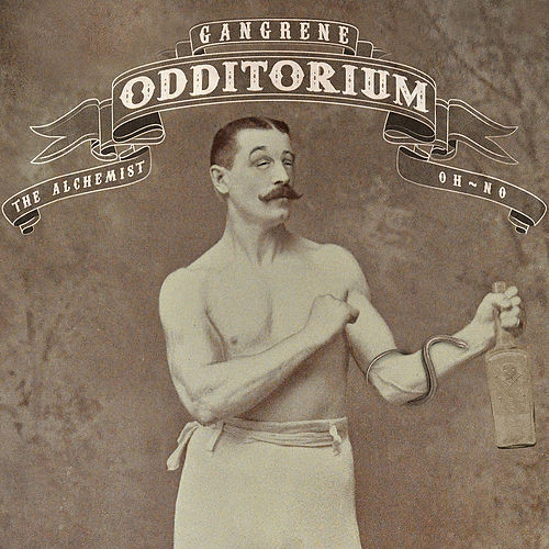Play & Download Odditorium by Gangrene | Napster