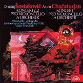 Play & Download Schostakovich, Khachaturian:  Concertos for Cello and Orchestra by Miloš Sádlo | Napster