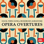 Play & Download Opera Overtures (Gluck, Verdi, Glinka, Mussorgsky, Kabalevskij) by Various Artists | Napster