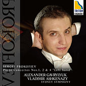 Play & Download Prokofiev: Piano Concertos Nos. 1, 2 & 4 ''Left hand'' by Sydney Symphony | Napster
