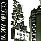 Live at the Sands by Buddy Greco