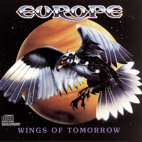 Wings of Tomorrow by Europe
