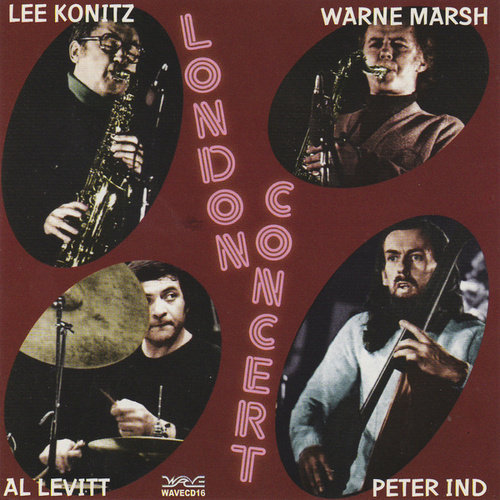 London Concert by Lee Konitz