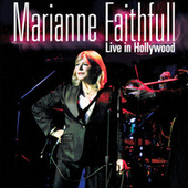 Live In Hollywood by Marianne Faithfull