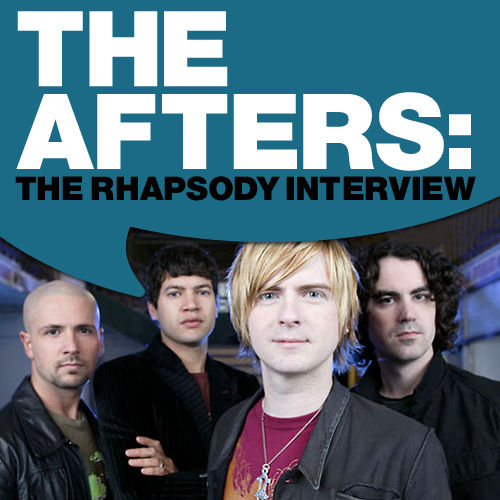 Play & Download The Afters: The Rhapsody Interview by The Afters | Napster