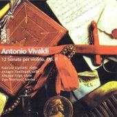 Vivaldi: 12 Sonate per violino, Op. 2 by Fabrizio Cipriani