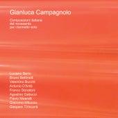Composizioni italiane del novecento per clarinetto solo by Gianluca Campagnolo