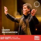 Lyadov: The Enchanted Lake - Shostakovich: Symphony No. 10 by New York Philharmonic