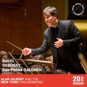 Ravel: Valses nobles et sentimentales & Piano Concerto in G major - Debussy: Jeux - Esa-Pekka Salonen: Nyx by New York Philharmonic