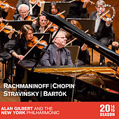Play & Download Rachmaninoff: Vocalise - Chopin: Piano Concerto in F Minor - Stravinsky: The Firebird Suite - Bartók: The Miraculous Mandarin Suite by New York Philharmonic | Napster