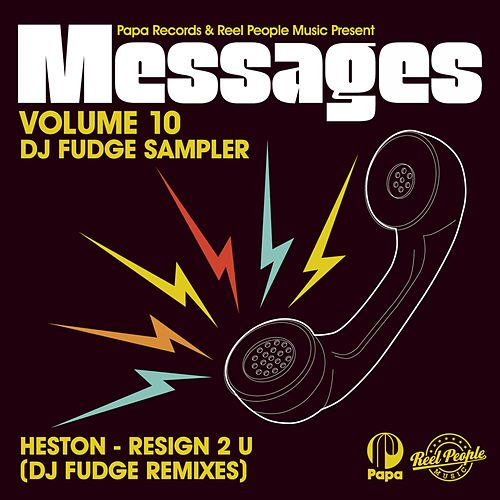 Play & Download Messages, Vol. 10 by Heston | Napster