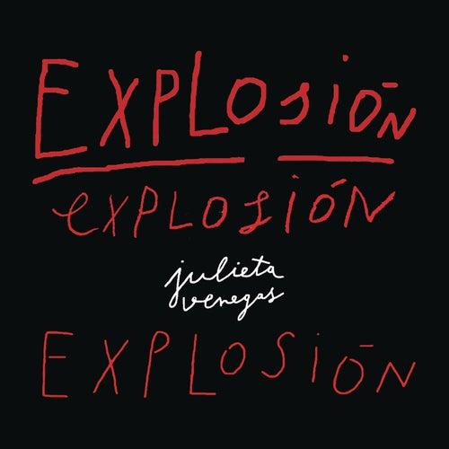 Explosión by Julieta Venegas