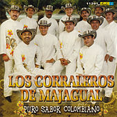 Puro Sabor Colombiano by Los Corraleros De Majagual