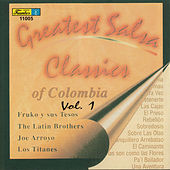 Greatest Salsa Classics Of Colombia, Vol. 1 by Various Artists