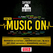 Play & Download Turn The Music On by Various Artists | Napster