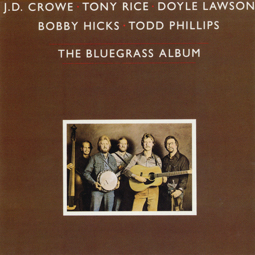 The Bluegrass Album by The Bluegrass Album Band