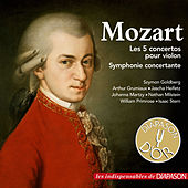 Mozart: Les 5 concertos pour violon & Symphonie concertante (Les indispensables de Diapason) by Various Artists