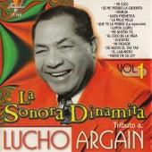 Tributo a Lucho Argaín, Vol. 1 by La Sonora Dinamita