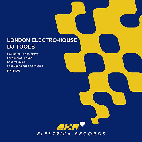 Play & Download London Electro-House DJ Tools by Supa Man (Kelvin Mccray) | Napster