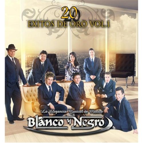 Play & Download 20 Exitos de Oro, Vol. 1 by Blanco y Negro | Napster