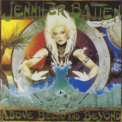 Above, Below and Beyond by Jennifer Batten