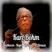 Karl Böhm, Beethoven-Reger-Pfitzner-R.Strauss by Various Artists