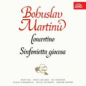 Play & Download Martinů:  Concertino, Sinfonietta giocosa by Jan Panenka | Napster