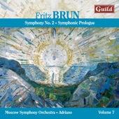 Play & Download Brun: Symphony No. 2, Symphonic Prologue by Alexander Ashurkov | Napster