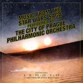 Play & Download Music from the Star Wars Saga by Various Artists | Napster