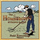 Field Recordings, Vol. 1 by Homegrown String Band